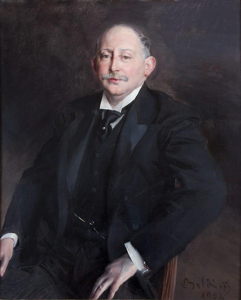 284 Alfred Beit by Giovanni Boldini