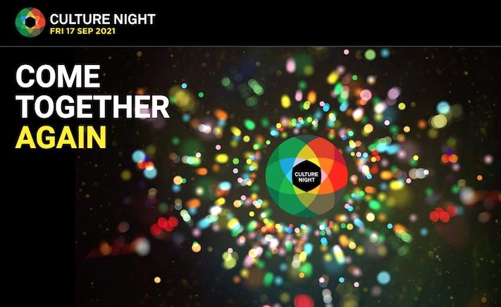 Culture Night Sept 21