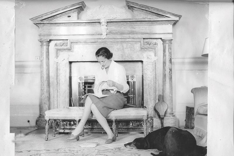 Fig 372 Lady Beit 1960 WEB