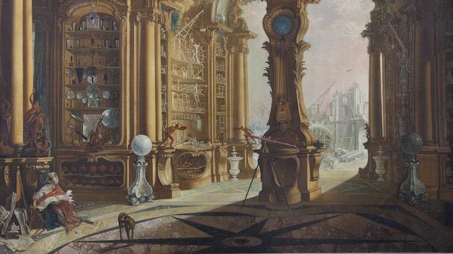 Fig 412 The Laboratory of M Bonnier de la Mosson THUMB