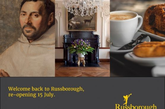 Welcome back to Russborough